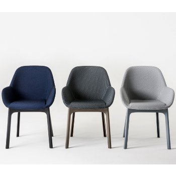Clap Armchair - Embossed