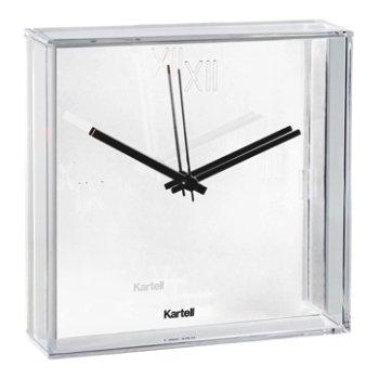 Tic&Tac White Wall Clock