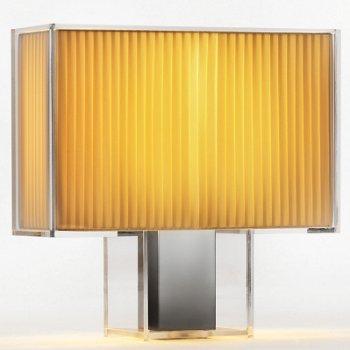Tati Table Lamp (Pleated) - OPEN BOX RETURN