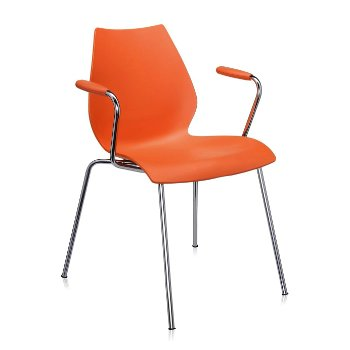Maui Armchair (Orange) - OPEN BOX RETURN