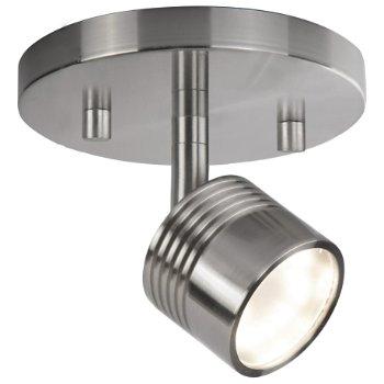 Modern LED Single Fixed Track Fixture