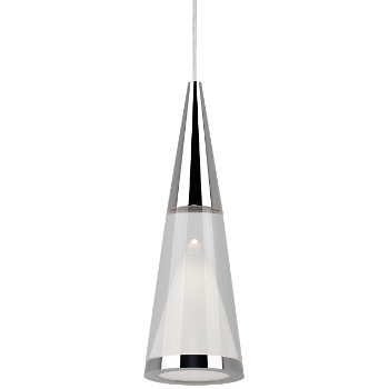 402401 LED Mini Pendant (Chrome) - OPEN BOX RETURN