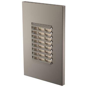 Louver LED Vertical Step Light