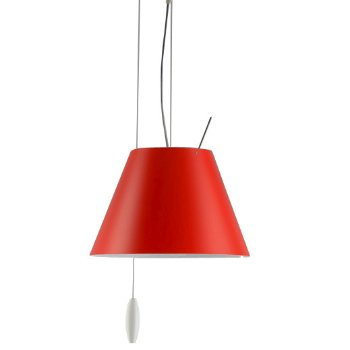 Costanzina Pendant (Red) - OPEN BOX RETURN