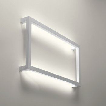 Framework Rectangular Ceiling/Wall Light