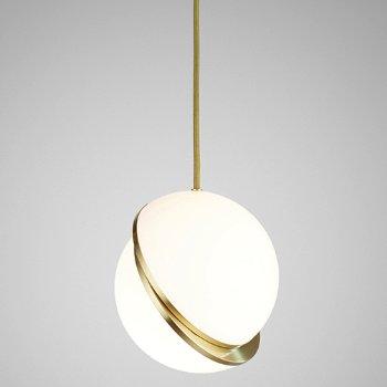 Crescent Light Mini Pendant