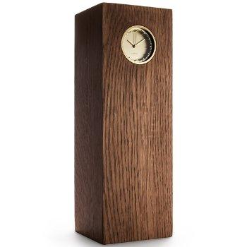 Tube Wood Clock