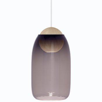 Liuku Ball Mini Pendant with Glass