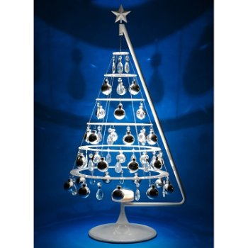 Jubilee Tabletop Tree with Ornaments