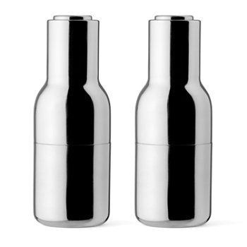 Bottle Grinder Set of 2 - Steel
