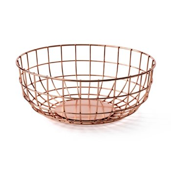 Norm Wire Bowl