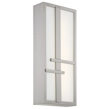 Intersect LED Outdoor Wall Sconce