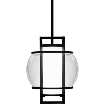Lucid LED Outdoor Pendant