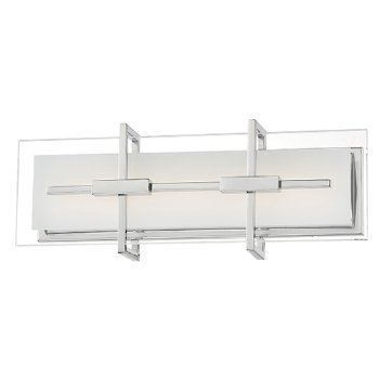 Seismic LED Wall Sconce/Bath Bar