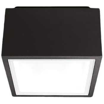 Bloc LED Indoor/Outdoor Flushmount