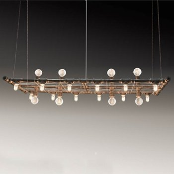 The Raw Chandelier