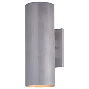 Skyline Outdoor Wall Sconce (Aluminum/Large) - OPEN BOX