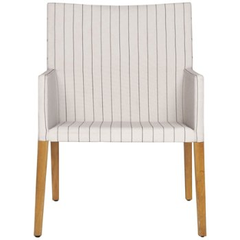Twizt Pinstripe Accent Chair