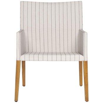 Twizt Pinstripe Accent Chair