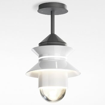 Santorini Outdoor Ceiling Light