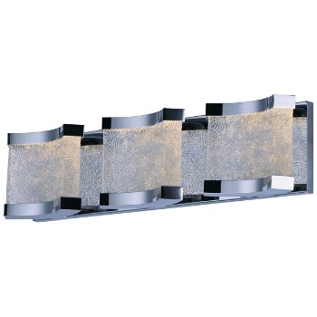 Curl LED Bath Bar