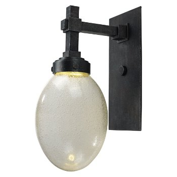 Pike Place Outdoor LED Wall Sconce