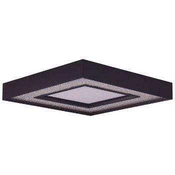 Splendor LED Square Flushmount