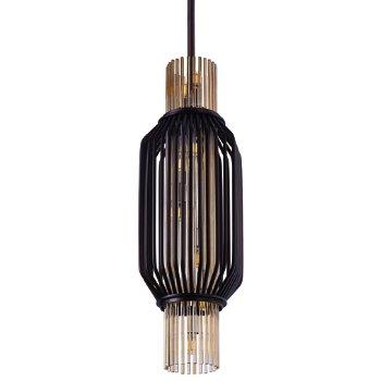 Aviary Facet Tall LED Pendant