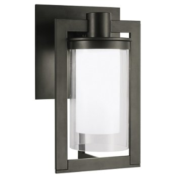 North LED Outdoor Wall Sconce