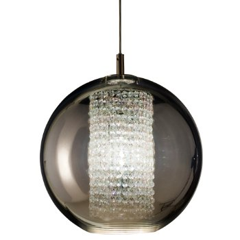 Ulee Pendant (Silver Mirrored/Medium) - OPEN BOX RETURN