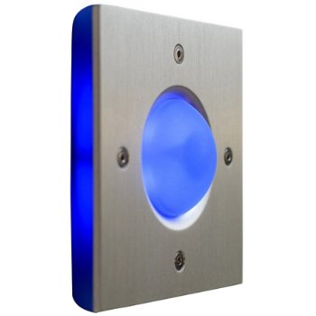 Square Doorbell Button