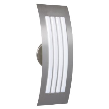 Sail 7855-SS Indoor/Outdoor Wall Sconce