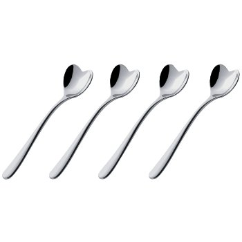 Love Mocha Spoons (set of four)