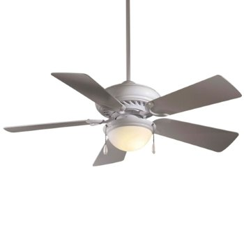 Supra 44 Inch Ceiling Fan with Light