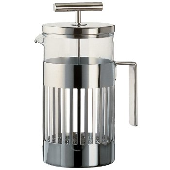 Aldo Rossi 8 Cup French Press