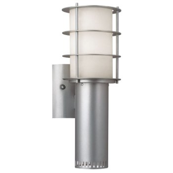 Hollywood Hills Outdoor Torch Wall Sconce