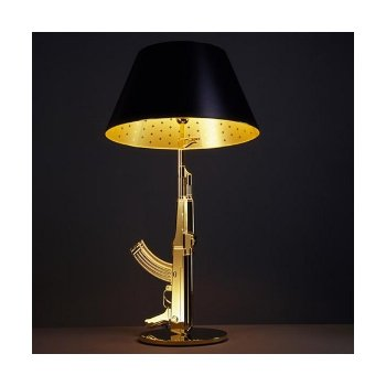 Gun Table Lamp