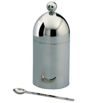 Aldo Rossi Sugar Bowl with Spoon