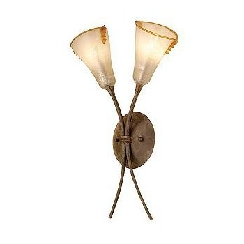 Fiore 2 Stem Wall Sconce