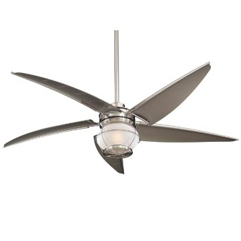 Magellan Ceiling Fan with Optional Light
