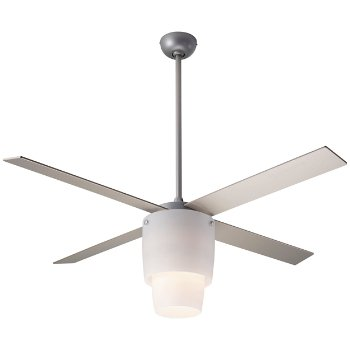 Halo Ceiling Fan with Light