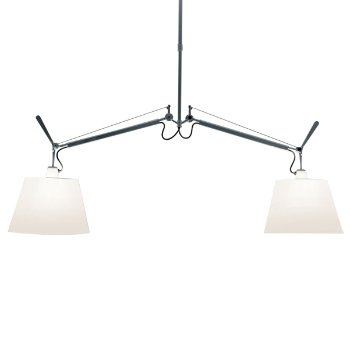 Tolomeo Double Shaded Suspension