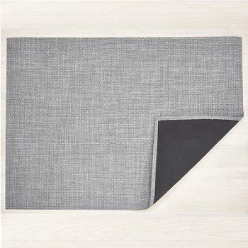 Basketweave Plynyl Floor Mat