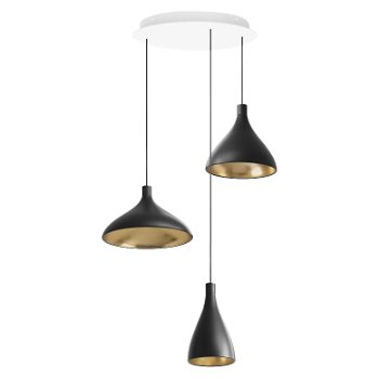 Swell Multi-Light Pendant