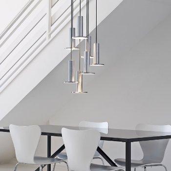 Cielo LED Multi-Light Pendant