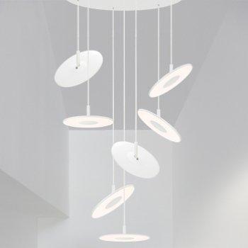 Circa Multi-Light LED Pendant