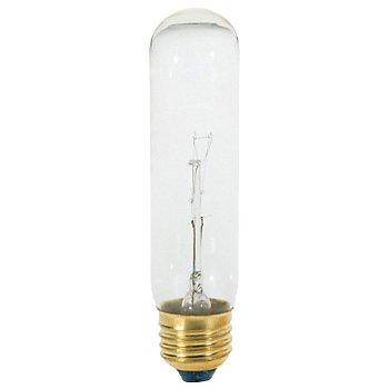 25W 120V T10 E26 Clear Bulb 4-Pack