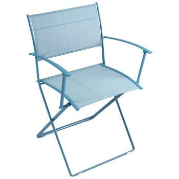 Plein Air Folding Armchair Set of 2