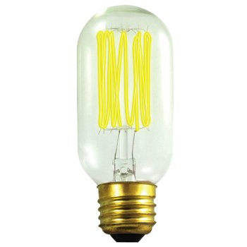 40W 120V T14 E26 Antique Thread Edison Bulb
