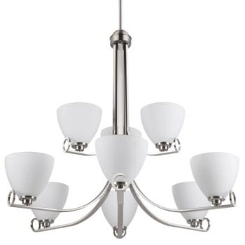 Maurice Two-Tier Chandelier